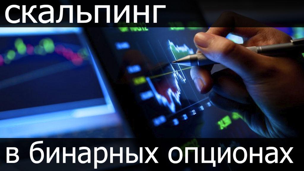 скальпинг в бинарных опционах