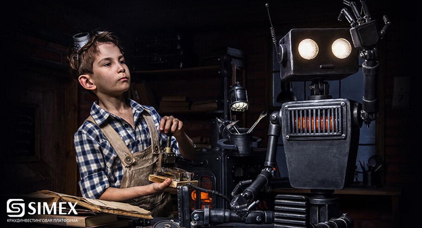 StartJunior - сеть детских школ моделизма и робототехники для детей 3-16 лет.